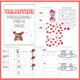 Hands-on Valentine's Pre-K Pack