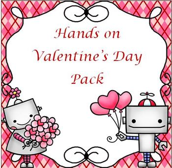 Hands on Valentine's Day Pack