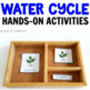 Hands on Water Cycle Printables