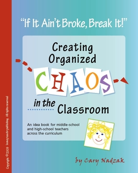 Hands on activities!  Creating organized Chaos in the Classroom
