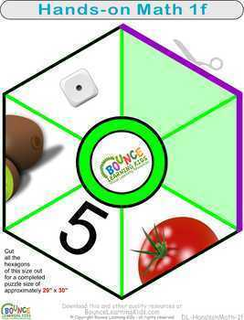 Hands-on math 1 (29 Numeracy and Visual perception sheets)