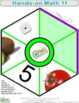 Hands-on math 1 (print and cut out game for Numeracy and Visual perception)