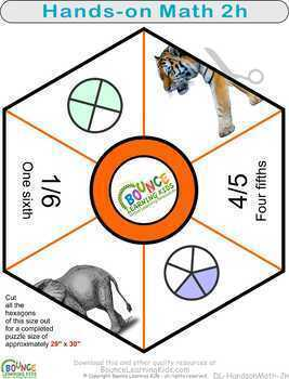 Hands-on math 2 (29 Numeracy and Visual perception sheets)