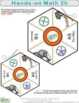 Hands-on math 2 (print and cut out game for Numeracy and Visual perception)