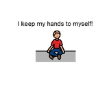 Hands to Self Social Story