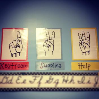 HandsUp-Classroom Management