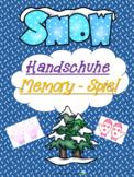 Handschuhe  - Memory Spiel