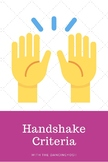 Handshake Criteria