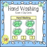 Handwashing Task Cards