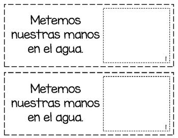 Handwashing--Interactive Book--Spanish Version