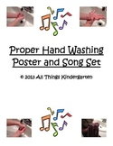 Handwashing Poster and Song