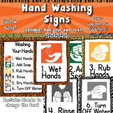 Handwashing Posters / Display  APT-001
