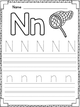 handwriting practice by latoya reed teachers pay teachers. Black Bedroom Furniture Sets. Home Design Ideas