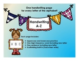 Handwriting A-Z