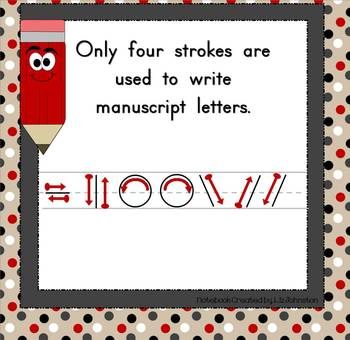 Handwriting A-Z PowerPoint