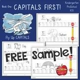 Handwriting: Free from CAPITALS FIRST Book
