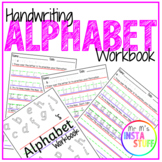 Handwriting Alphabet Workbook
