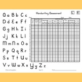 Handwriting Assessment by Sunshine Scripting Systems