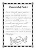 Handwriting BIG BUNDLE:  Gruesome Body Facts