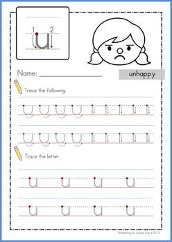 Handwriting - BUNDLE Lowercase Letters