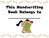 Handwriting Book Cover