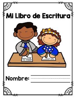 Handwriting Book/Libro de Escritura (Spanish)