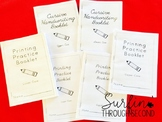 Handwriting Booklet Bundle