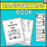 Handwriting Booklet! Verbal Paths!