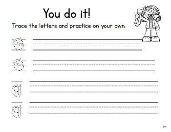 Handwriting Bundle for First Grade