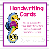 Handwriting Cards