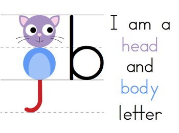 Handwriting Cat Posters, Booklets and Lined Pages