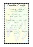 Handwriting Chant Anchor Chart