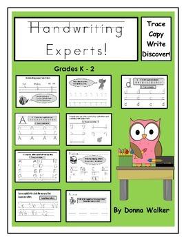 Handwriting Experts!