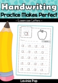FREE Handwriting Practice Pages