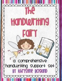 Handwriting Fairy - A Comprehensive Handwriting Support System