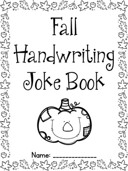 Handwriting Fall