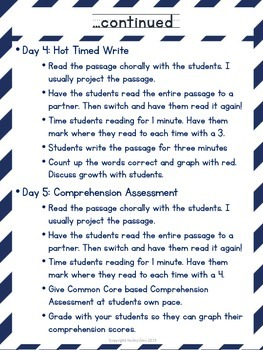 Handwriting Fluency: Common Core Based Literacy Skills for Grades 2-3 part 2