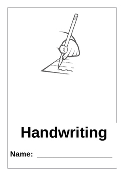 Handwriting Front Cover