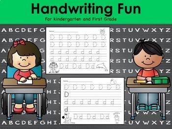 Handwriting Fun