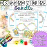 Handwriting Activities Bundle:  with crossing midline boards