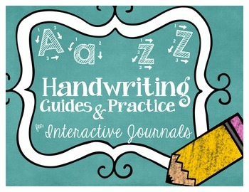 Handwriting Guides & Practice Sheets for Writing Interacti