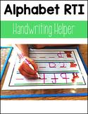 Handwriting Helper