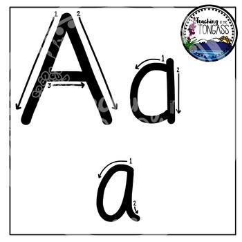 Handwriting Helper Clipart