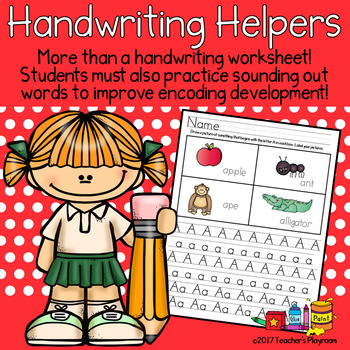 Handwriting Helpers