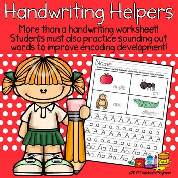 Handwriting Helpers