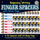 Finger Spacers and Brag Tags