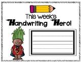 Handwriting Hero