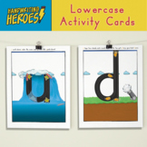 Handwriting Heroes Activity Cards
