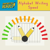 Handwriting Heroes Alphabet Writing Speed