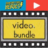 Handwriting Heroes Video Bundle